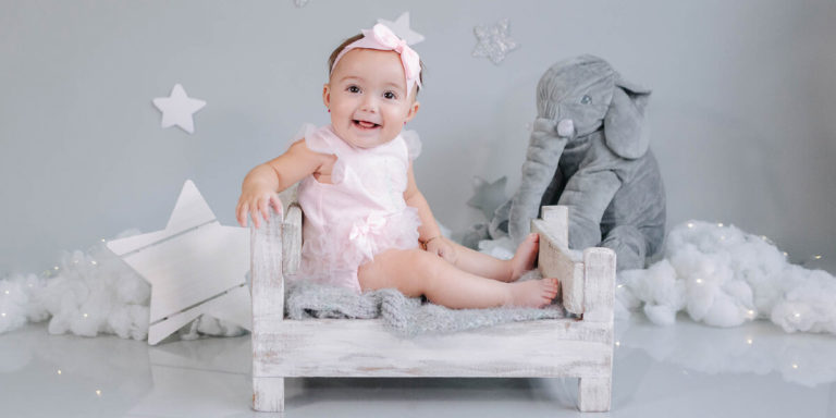 Sesiones de bebés 7 a 9 meses
