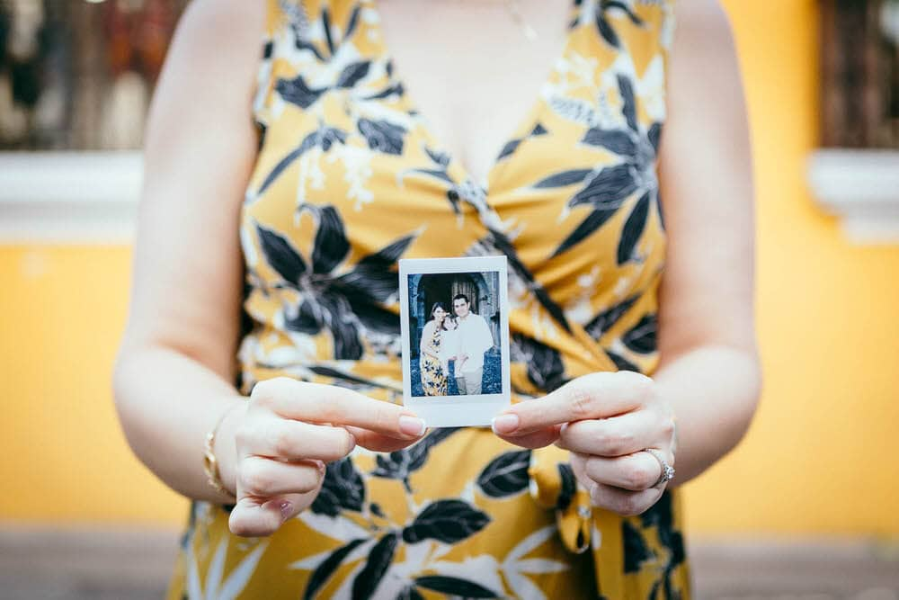 Una fotografía del recuerdo.