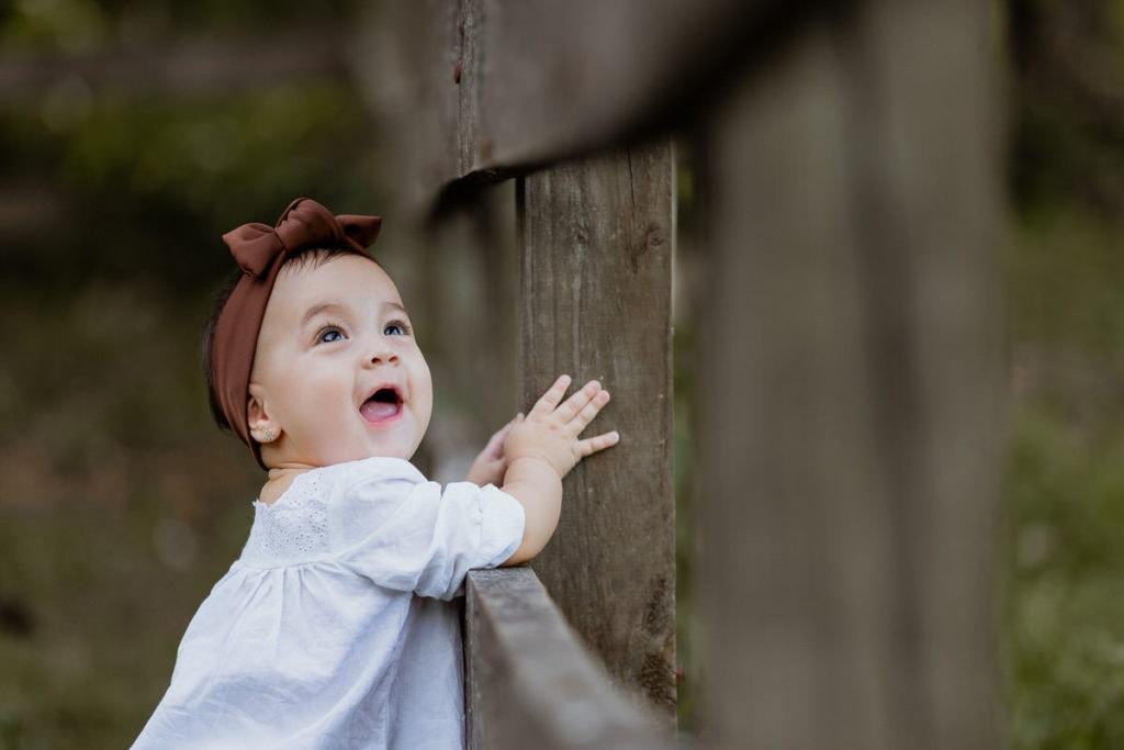 bebé vaquera